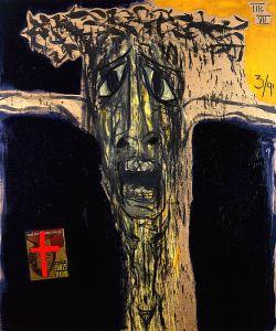 Crucifixion VII (1991) - Marcus Reichert